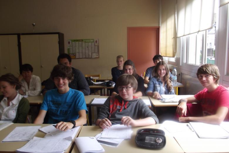 École BMLC - Cours de français