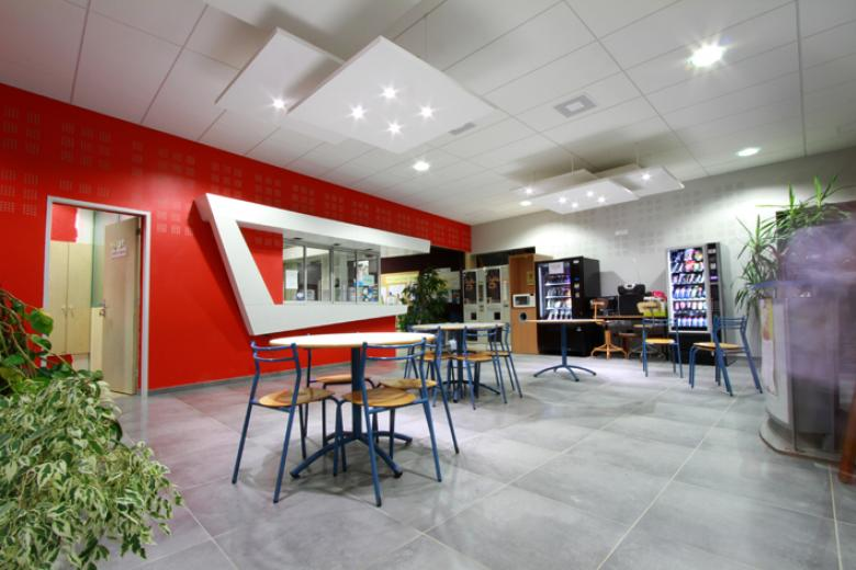 École CAREL - Locaux intérieurs de l'école de français