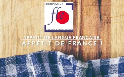Keen to learn French ? Hungry to savour France ?