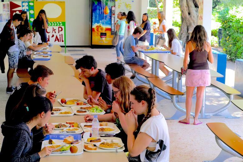 École CMEF - Repas