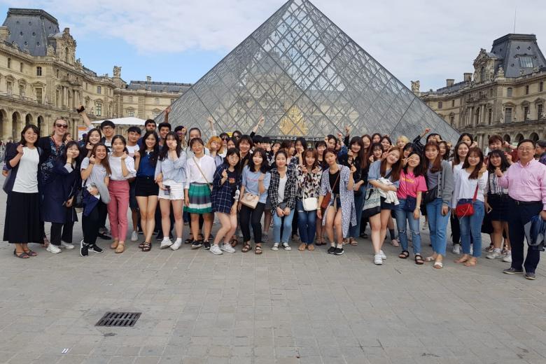 Centre FLE EPITA - Groupe d'étudiants en français