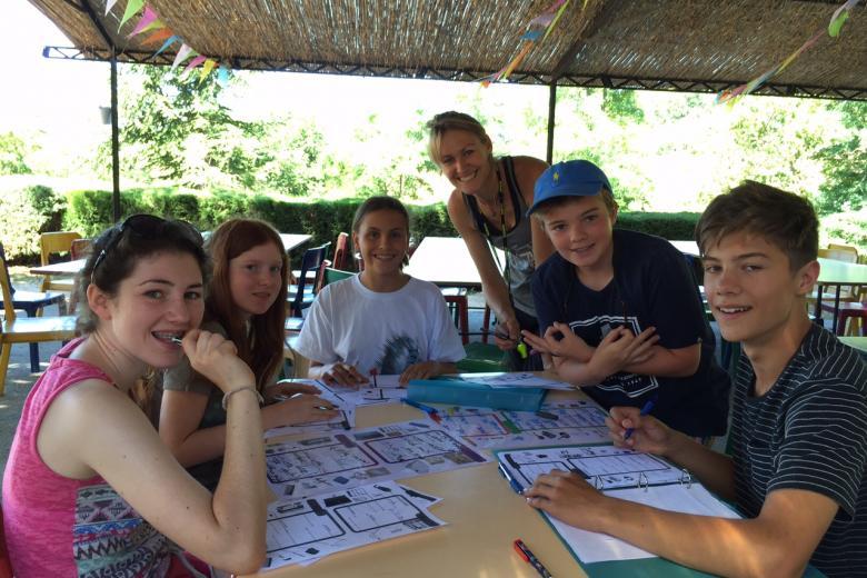 École Français Immersion Loisirs - Atelier juniors