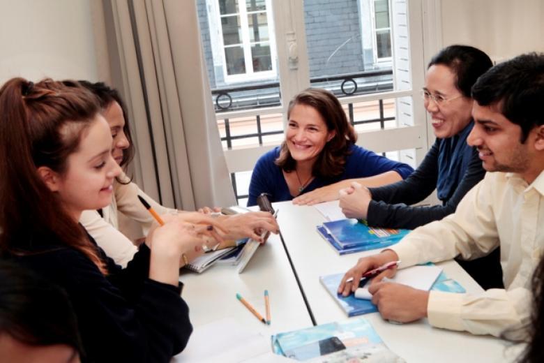 ILCF Institut Catholique de Paris - Cours de français avec les élèves