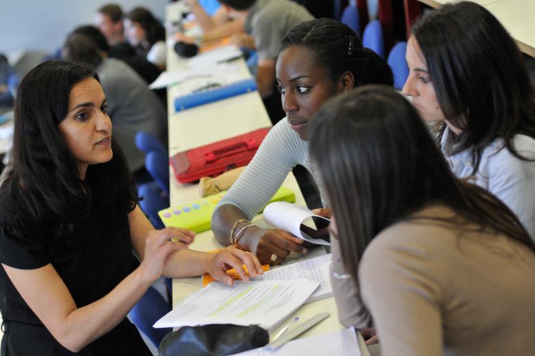 IEF LR Academy Excelia Group - Cours de FLE