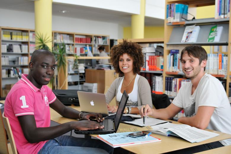 IEF LR Academy Excelia Group - Étudiants en révisions