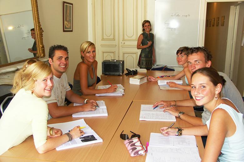 Institut Linguistique Adenet - Classe de FLE