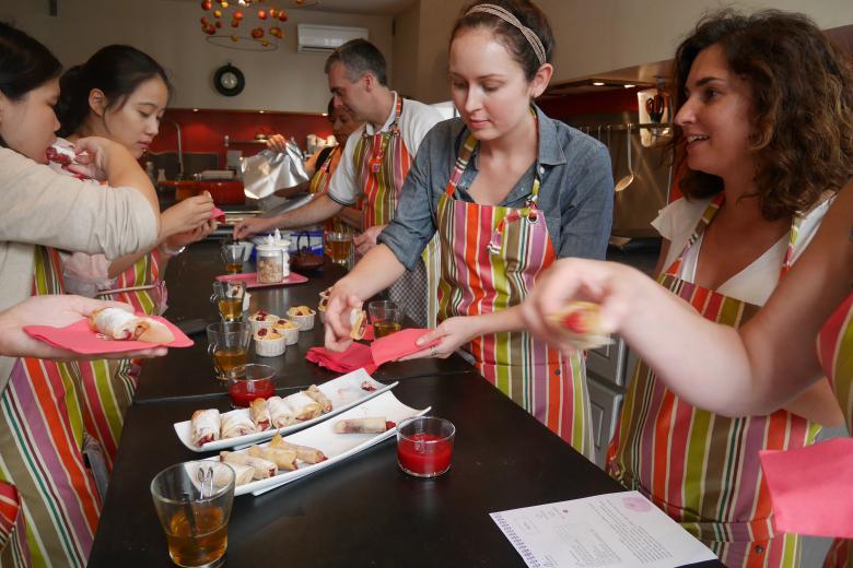 Institut Linguistique Adenet - Cours de cuisine