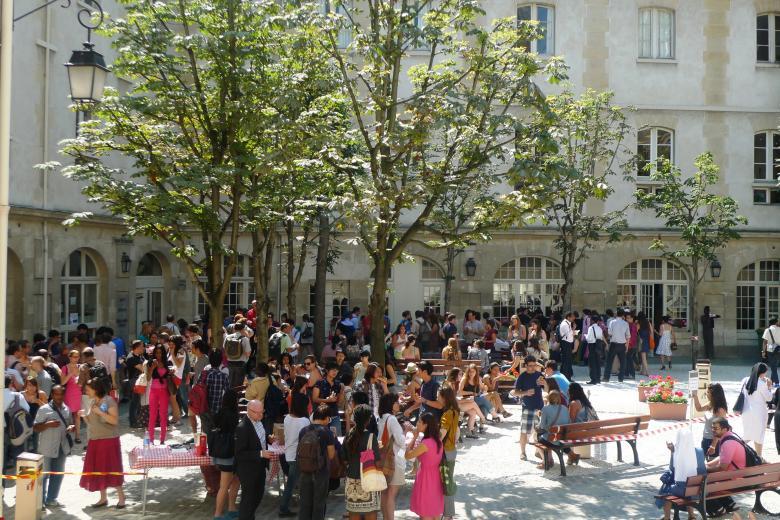 ILCF Institut Catholique de Paris