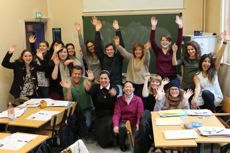 ILCF Institut Catholique de Paris - Groupe