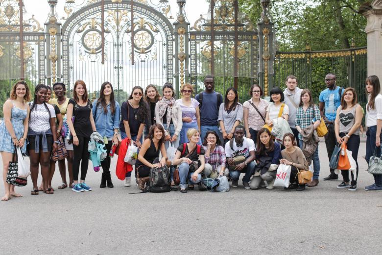 École Inflexyon - Visite culturelle à Lyon
