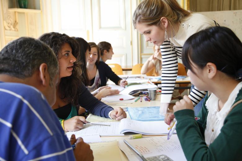 Institut de Touraine - Cours de français