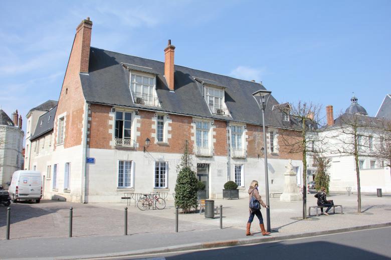 Institut de Touraine - Bâtiment