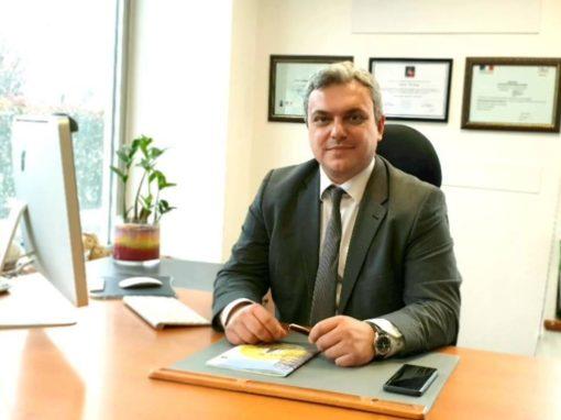 Ayhan Tok de l'Institut Stralang