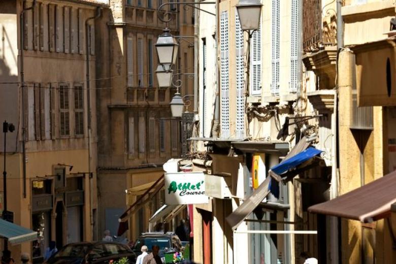 IS Aix-en-Provence - Ville