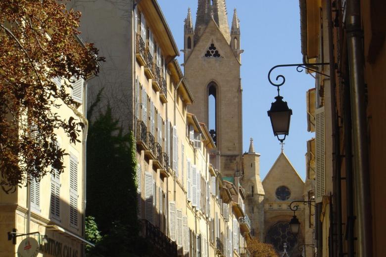 IS Aix-en-Provence - Centre ville