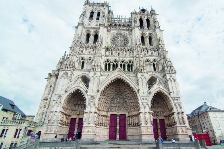 École ISPA Amiens - Cathédrale d'Amiens