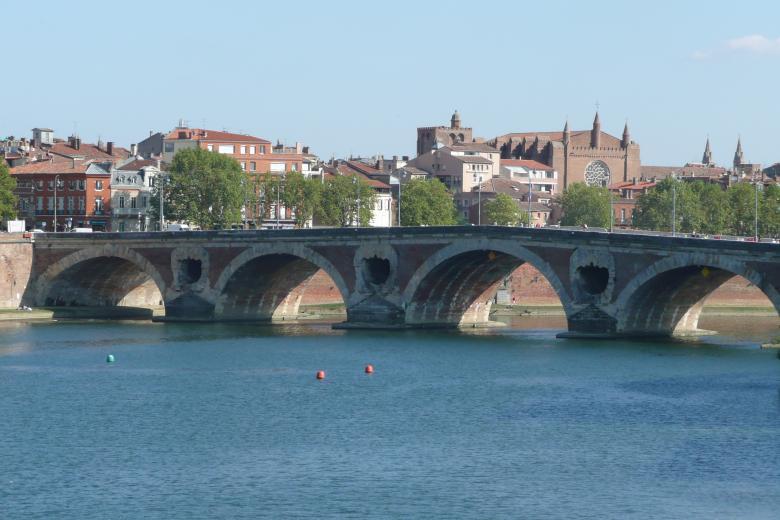 IULCF Toulouse - Pont Garonne