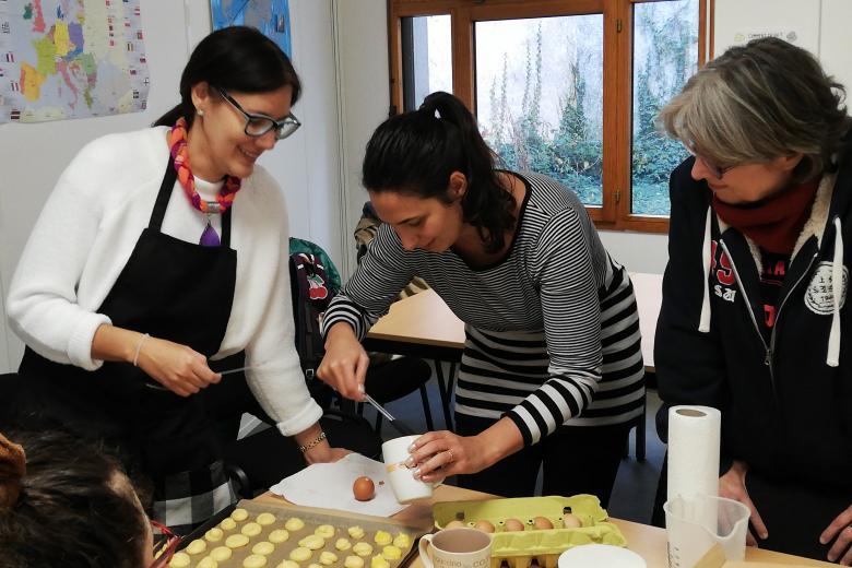 École Lil'Langues - Atelier pâtisserie