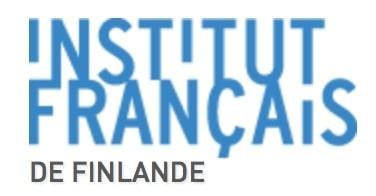 Logo de l'Institut Français de Finlande