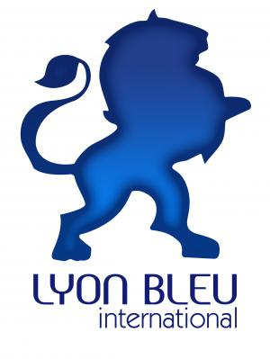 Logo de Lyon Bleu International