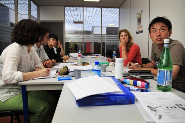 École Lyon Bleu International - Cours de français
