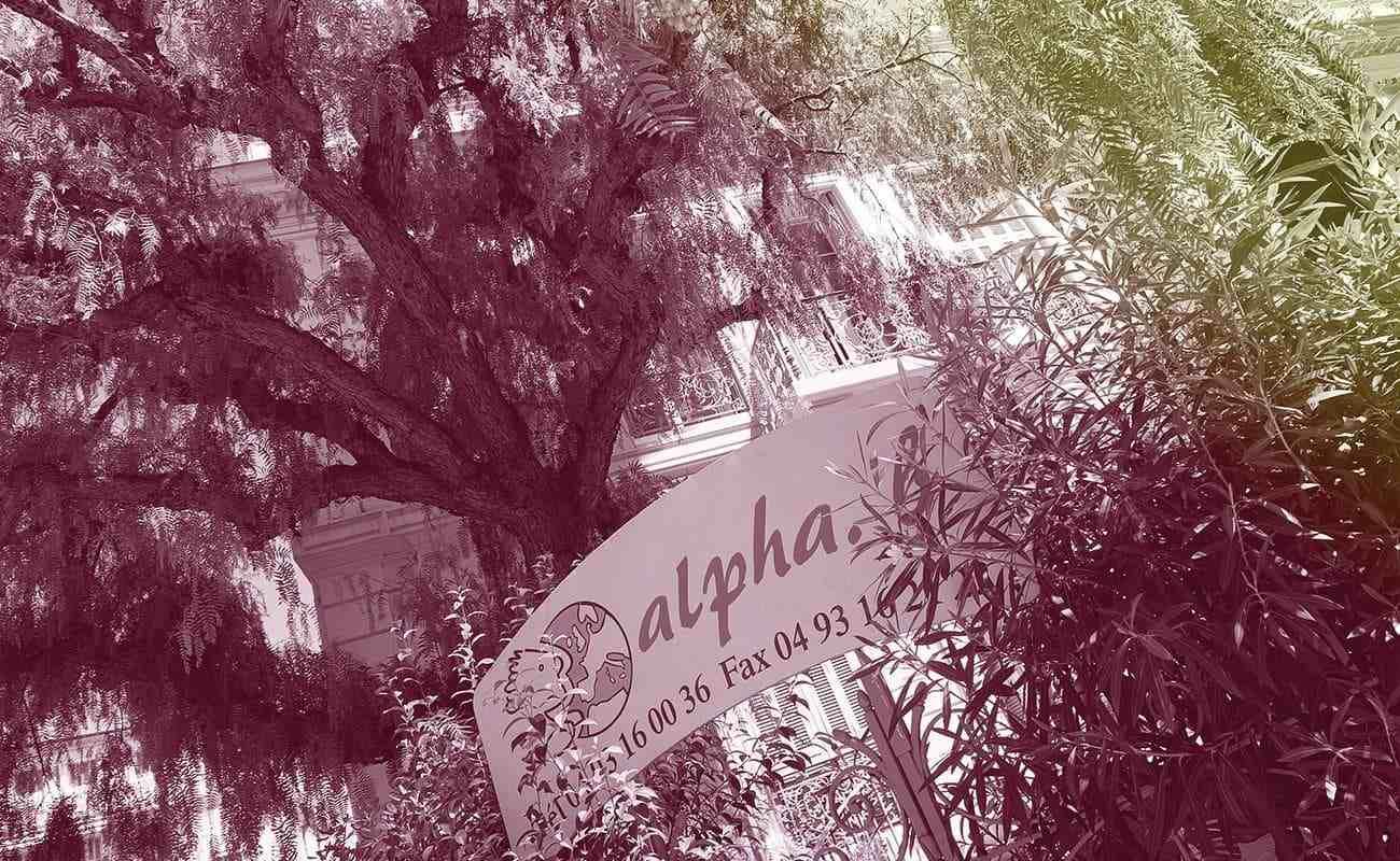 École Alpha.b - Extérieur école