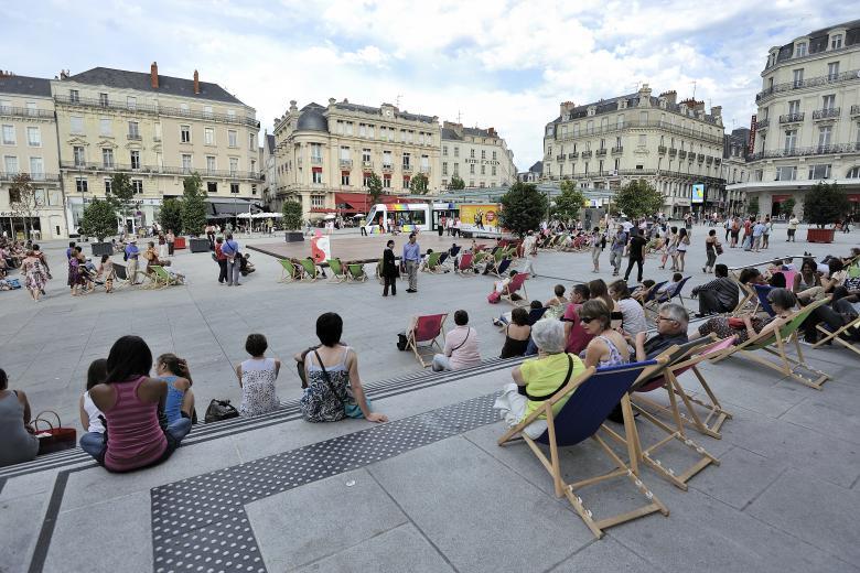 École CIDEF - Place à Angers