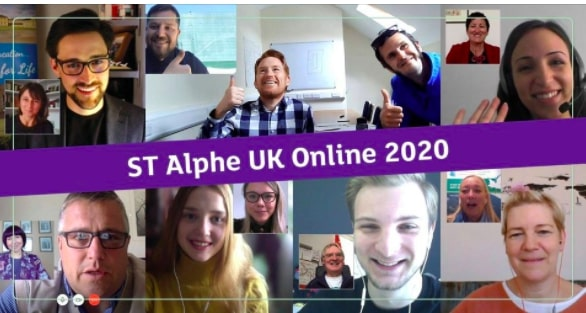 The Groupement FLE has attended Alphe UK online workshop