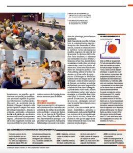 Article le Français dans le Monde - page 2