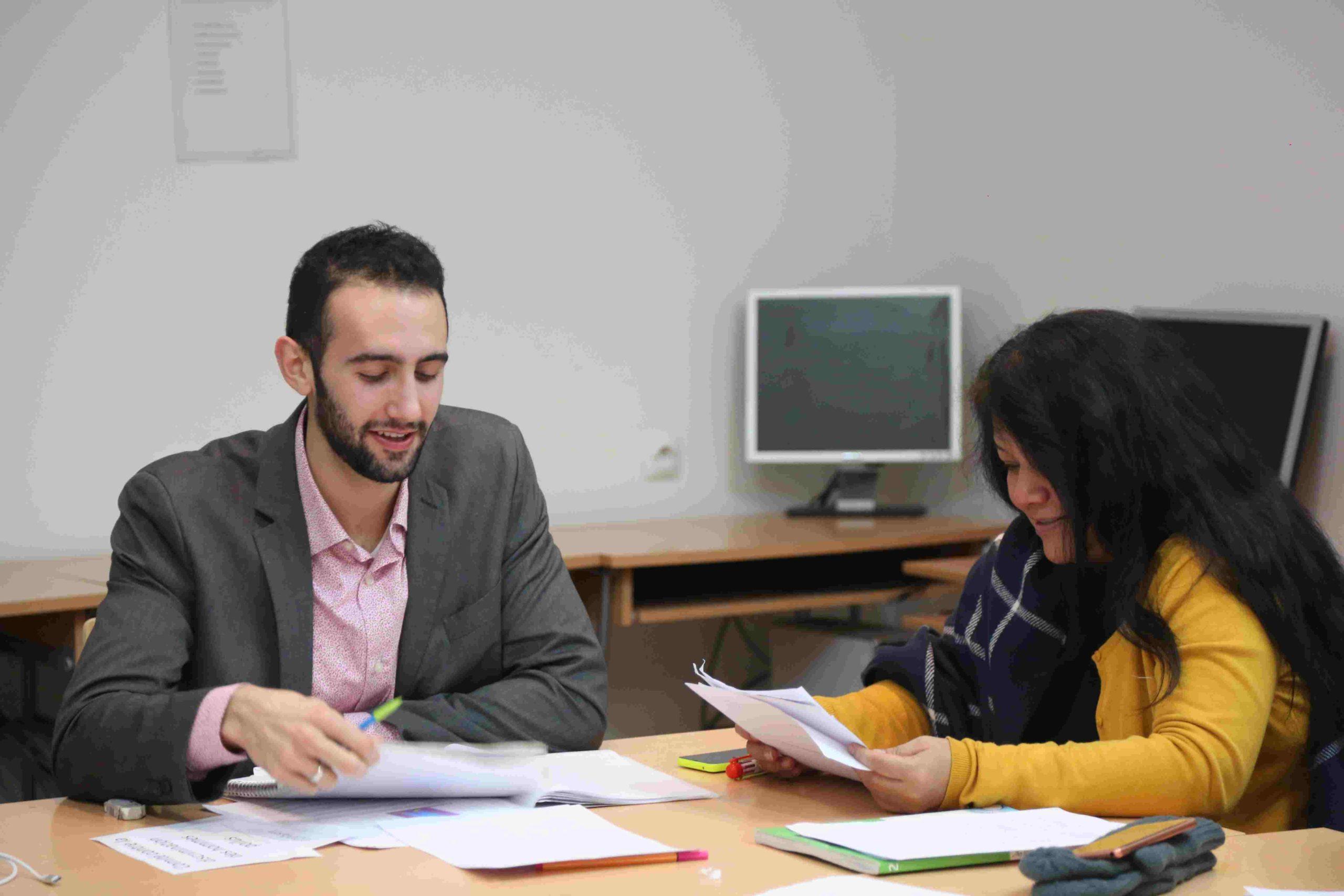 École EFI Paris-Cours de français intensif
