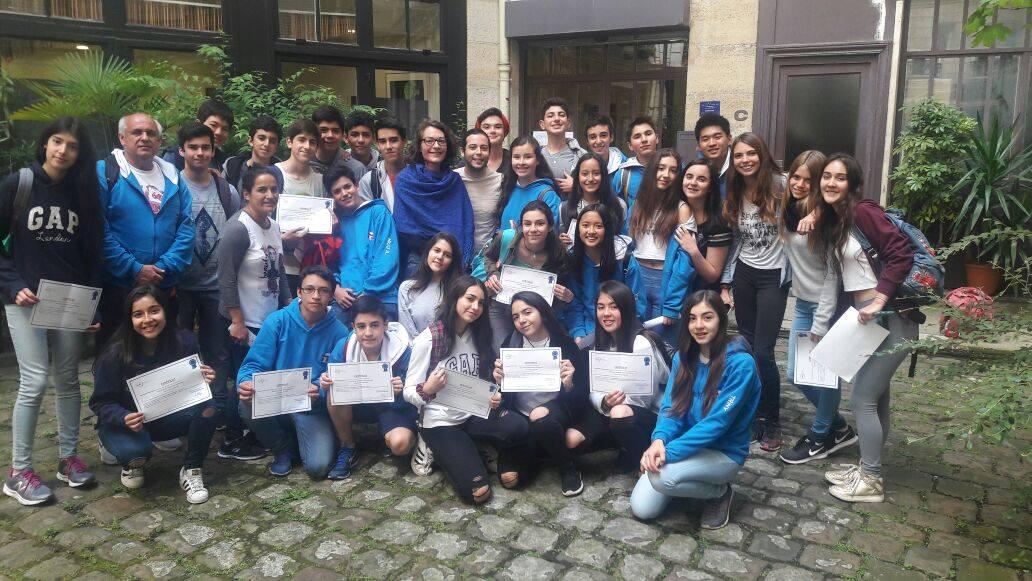 École EFI Paris-Cours au pair