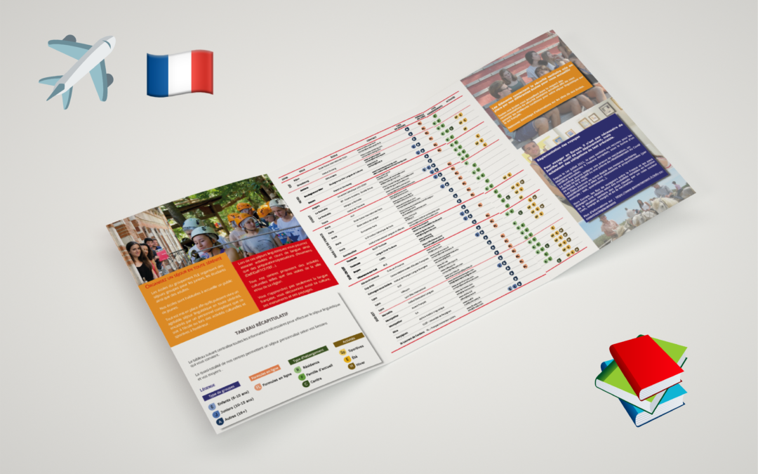 Check out our new brochure for Groups 2021/2022!